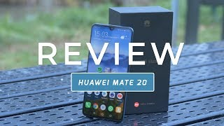 Huawei Mate 20 review: compleet, niet perfect