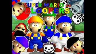 SM64 Bloopers: La Decimacion Malvada