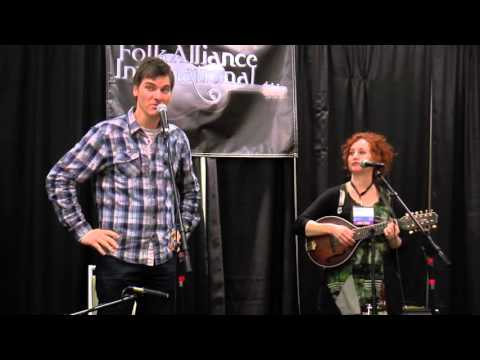 American Folklife Center/Folk Alliance Lomax Challenge: The Roamies (Alexa James & Rory Partin)