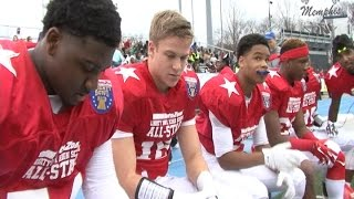 Autozone Liberty Bowl High School All Star Football Game Highlights