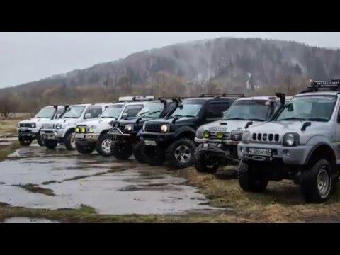 Сокол Русское бездорожье Suzuki Jimny MMC Pajero