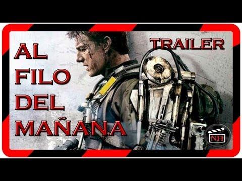 Trailer oficial Al filo del mañana (2014) II Trailer español Al filo del mañana HD #Tom Cruise