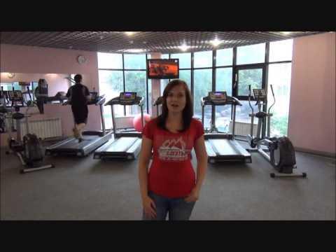 Атлетика - фитнес клуб