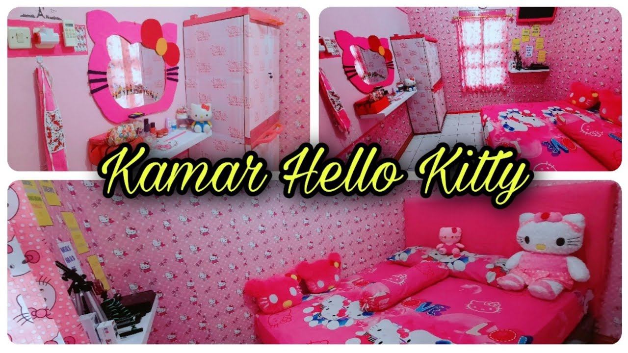 Kamar Serba Hello Kitty Pink