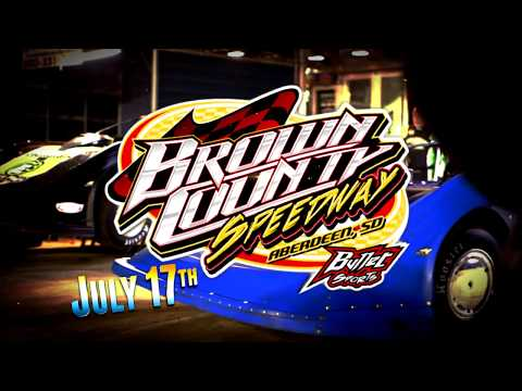 July 17, Lucas Oil Late Model Dirt Series at Brown County Speedway