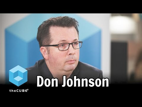 VP of Product Development, Don Johnson, Discusses Oracle IaaS [VIDEO