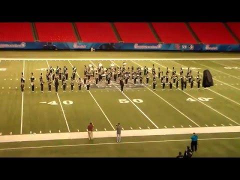 Hightower High School Band 2015 Peach  Bowl Field Show