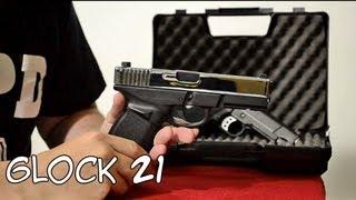 Vendo Airsoft Pistola Glock 21 GBB - Legalizada Brasil