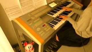 ガリレオ vs. ~知覚と快楽の螺旋~ 】 エレクトーン演奏 (高1) 数年...