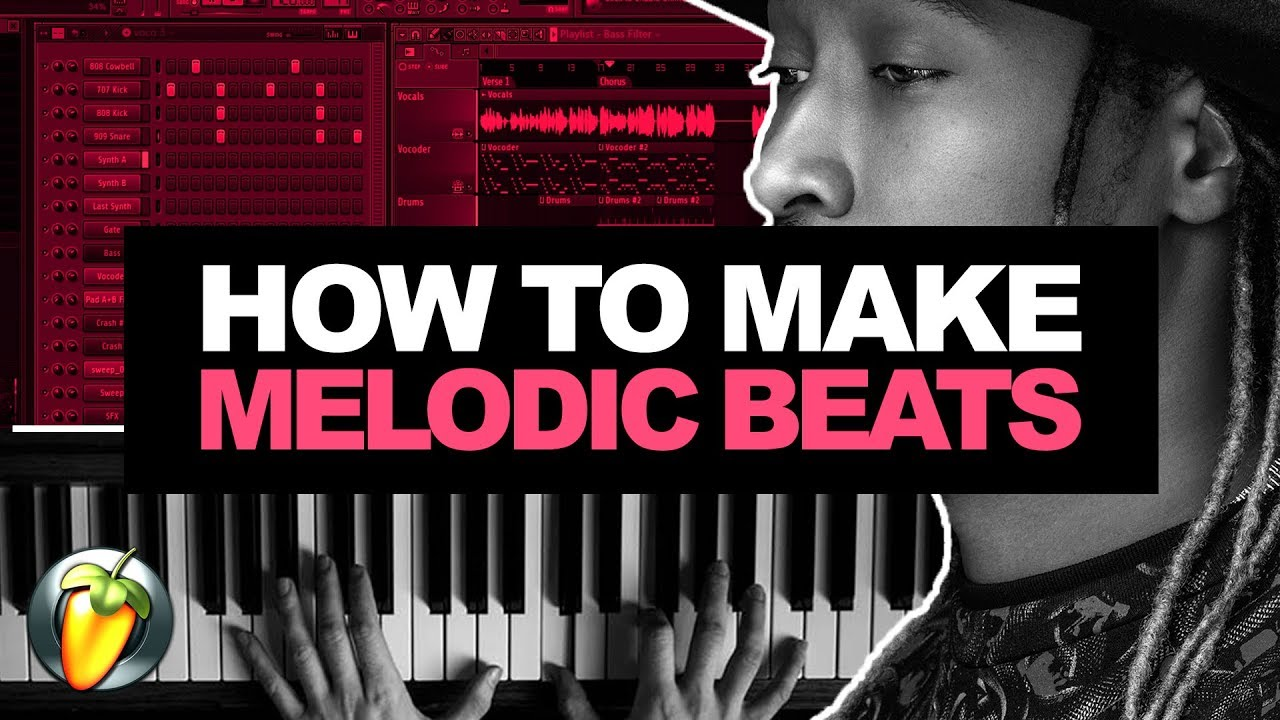 How To Make Melodic Beats #2 (FL Studio)