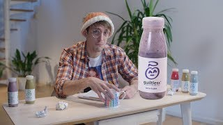 "Guiltless Smoothies (""Paul's Punchlines!"" - Advert #4)"