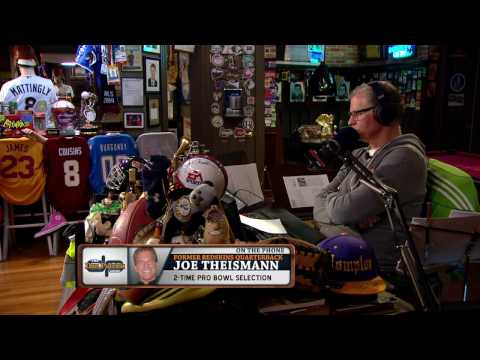 Joe Theismann on The Dan Patrick Show (Full Interview) 03/01/2017