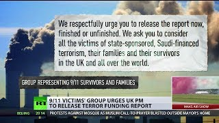 9/11 victims group urges May to release terror funding report