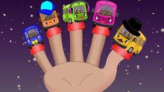 Finger Family Song - Nursery Rhymes for kids