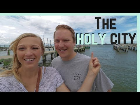 DISCOVERING THE HOLY CITY (CHARLESTON, SC) || FULL TIME RV LIVING