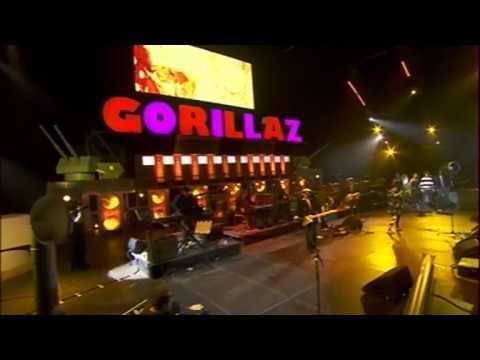 Gorillaz - Empire Ants  (Live @ La Musicale)