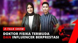 Download [FULL] Doktor Fisika Termuda & Influencer Berprestasi   E-Talkshow tvOne (30/7/2021)