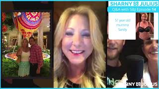 Fb Live Qa With Sj Episode 14 Sandy A Fit And Hot Mumma Who Got Fit At 50