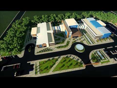 نسخة عن Small Hospital Design ( 100 Beds )