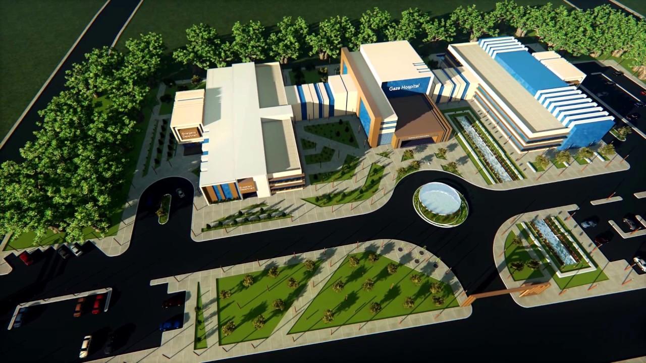 نسخة عن Small Hospital Design 100 Beds  Youtube