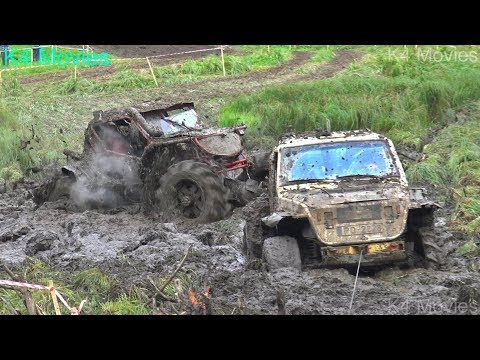 4x4 Off-Road vehicle race | Lejasciems 2017 ||
