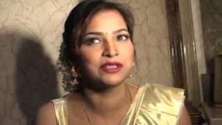 Tanisha at South Indian food fest   Video Dailymotion