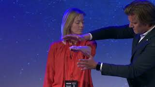 TEDxBreda Act: Illusion and mind-experiment  | Niels Houtepen | TEDxBreda