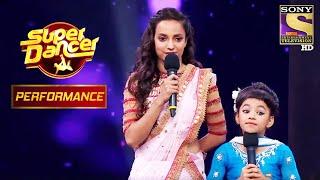 Jayshree's Tribute To Asha Parekh Ji | Super Dancer Chapter 3