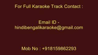 Khat Maine Tere Naam Likha - Karaoke - Bekhudi (1992) - Kumar Sanu ; Asha Bhosle