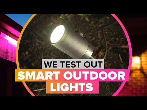 Philips Hue Outdoor Smart Lights: Are they worth it?