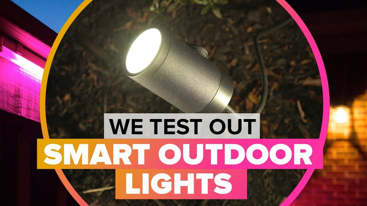 Smart Lights Australia Philips Hue Outdoor Smart Lights Are They Worth It