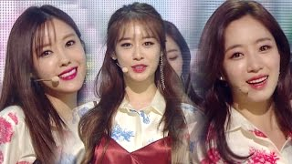 《EMOTIONAL》 T-ARA (티아라) - TIAMO @인기가요 Inkigayo 20161120
