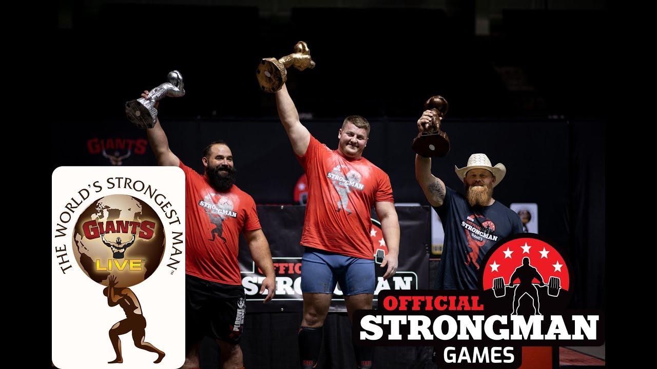 Download Open Men - Official Strongman Games 2019