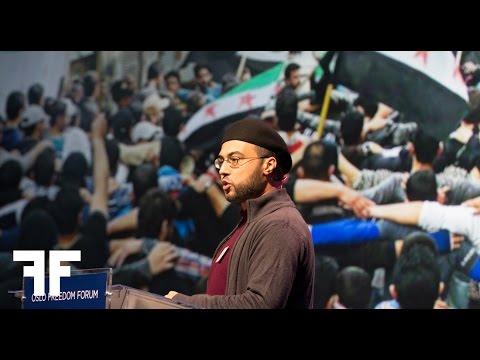 Iyad el-Baghdadi - إياد البغدادي - The Arab Spring Manifesto