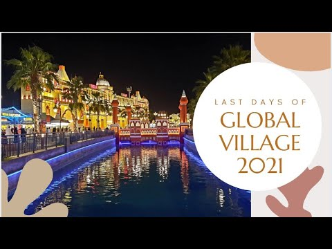GLOBAL VILLAGE 2020 – 21 | Season 25 | MUST BUY PRODUCTS!!!!