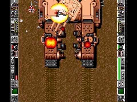 SNES Longplay [158] Strike Gunner