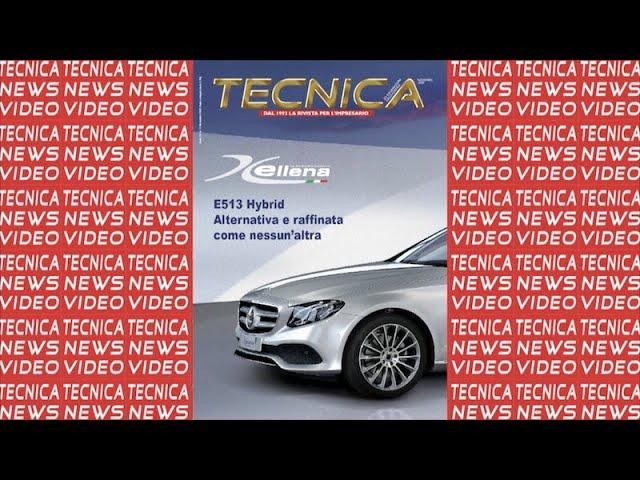 Anteprima Tecnica Novembre 2020 - Tecnicanews Video