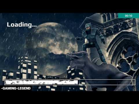 BAT SUPERHERO FLYING SIMULATOR ANDROID GAMRPLAY HD