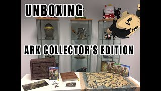 Ark Survival Evolved - Unboxing Edición Coleccionista.
