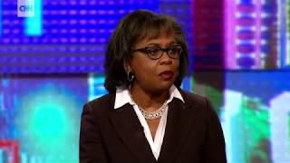 Anita Hill  'Every woman's voice has value'