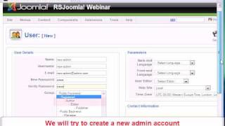How to prevent your Joomla! website from being hacked(, 2009-07-22T10:24:59.000Z)