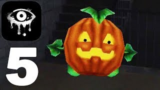 Eyes - The Scary Horror Game New Update Sandbox Trick Or Treat Walkgrouth Gameplay (Android Ios)(5)