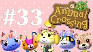Let's Play Animal Crossing: New Leaf - #33 Bagging Beetles