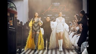 """FULL SHOW   LE THANH HOA x FASHION VOYAGE   Fall Winter 2019   """"Another Day"""" in SAPA"""