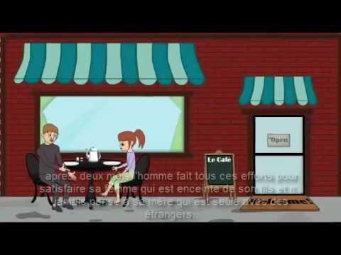 La m re des enfants perdus histoire triste dessin anim youtube - Dessin triste ...