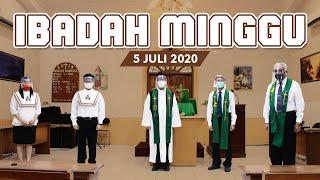 Ibadah Minggu, Pembukaan Pekan Anak GKJW - 5 Juli 2020 GKJW JEMAAT BABATAN