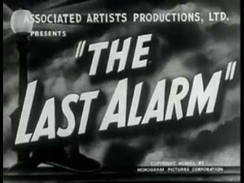 Last Alarm  1940  J. Farrell MacDonald, Polly Ann Young, Warren Hull