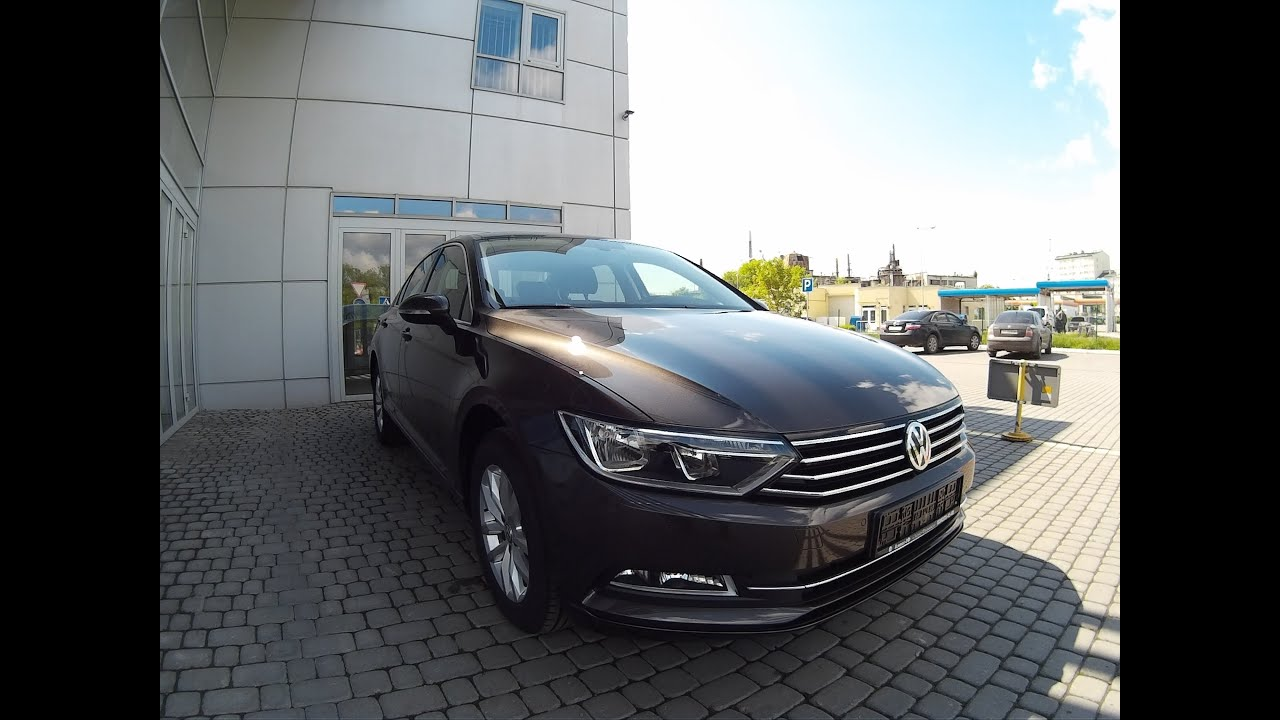 new volkswagen passat b8 comfortline youtube. Black Bedroom Furniture Sets. Home Design Ideas
