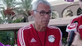 كوبر: أزمة لاعبى الأهلى والزمالك «نرفزة ملعب»  وانتهت .. فيديو