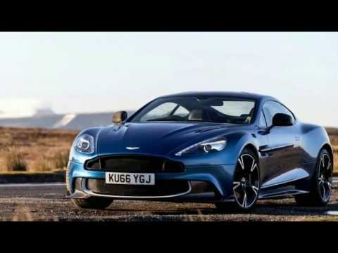 2017 Aston Martin Vanquish S - First Drive Review Price at  $297,775 with 6.0 Liter V12 Engine